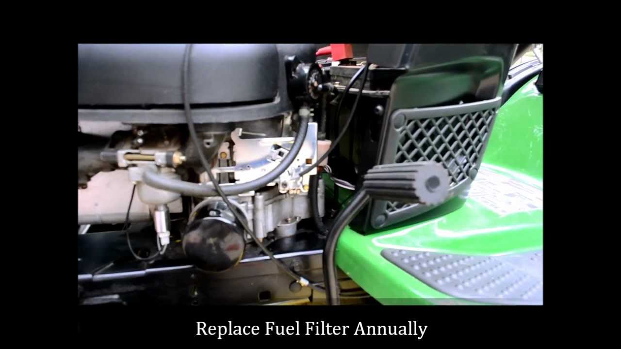 John Deere Secondary Transmission Variator Pulley Kit Gator Engine Diagram How To Change A Lawn Mower Fuel Filter Youtube