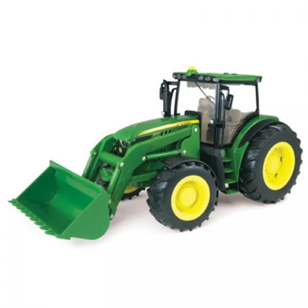 Ertl John Deere 1/16 Big Farm 6210R w / Loader | RunGreen.com