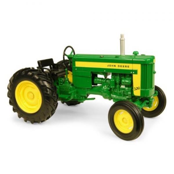 Ertl Collectibles 116 John Deere 320 Utility Tractor