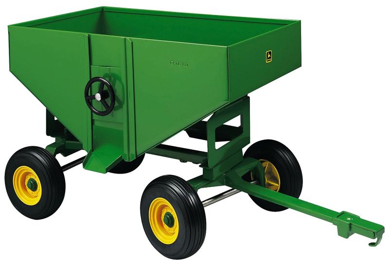 ERTL 1:16 John Deere Gravity Wagon - Free Shipping