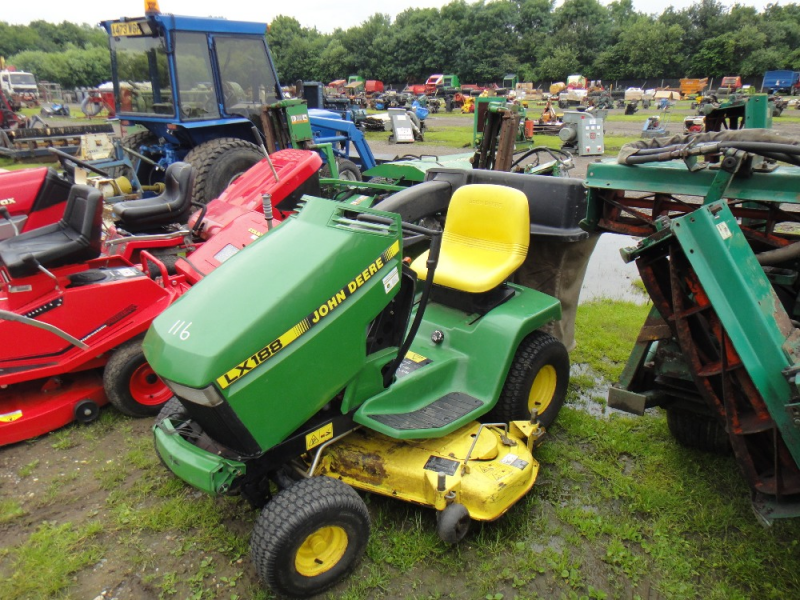 John Deere Lx188 Mower Deck Parts : John deere mower myfarmhd