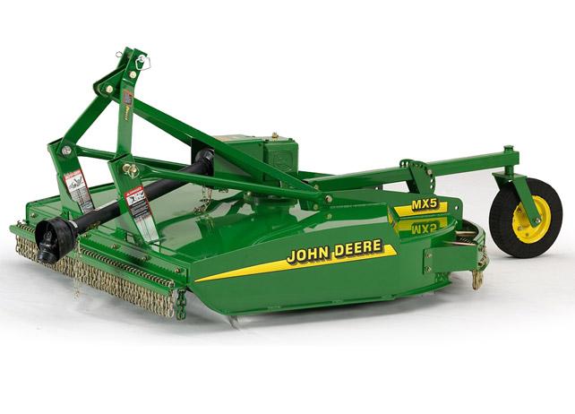 John Deere Mx5 Lift-type Rotary Cutter | John Deere Medium