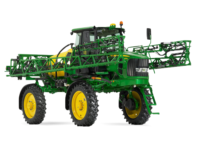 Self-Propelled Sprayers | 4630 Sprayer | John Deere US