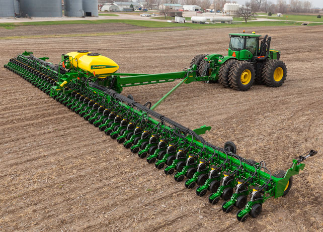 john deere db planter series