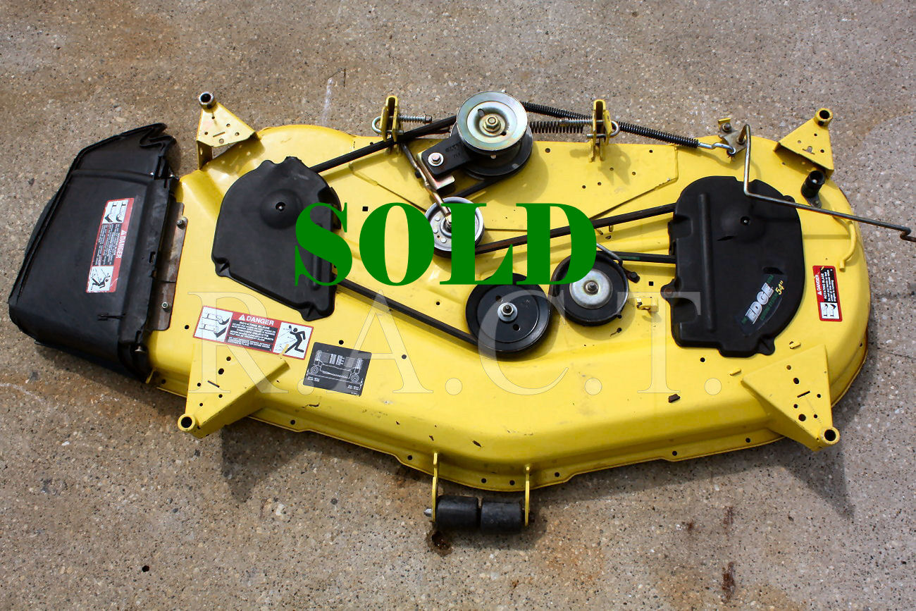 John Deere Deck Drive Belt For G100 Series With 54. John Deere Tractors Tractor Parts Manuals. John Deere. Schematic John Deere Gx345 Parts Manual At Scoala.co