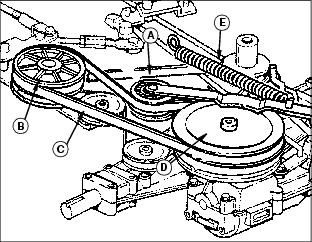 yanmar mower deck parts  diagram  auto wiring diagram