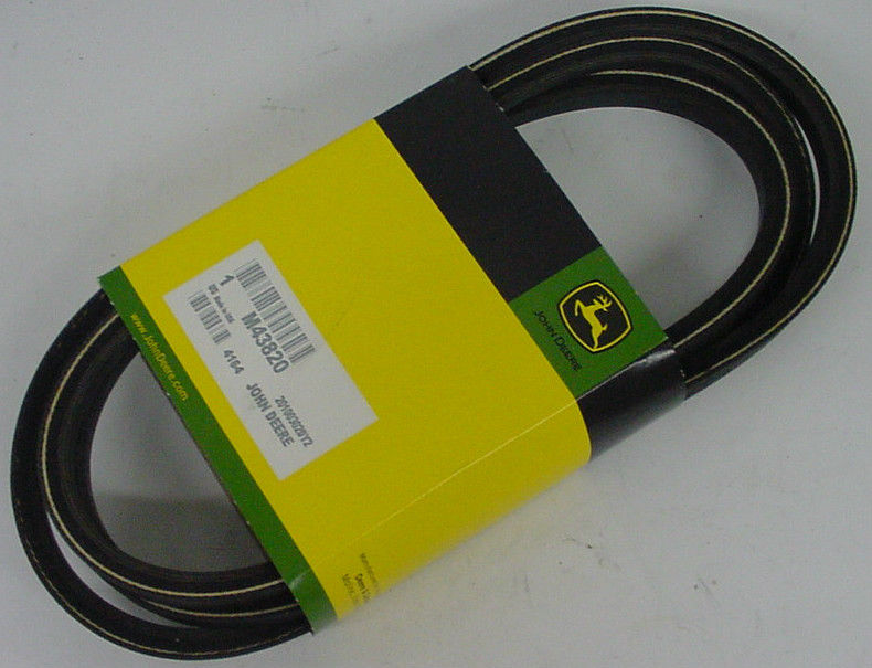 John Deere Secondary Deck Drive Belt For Gx Series With 38