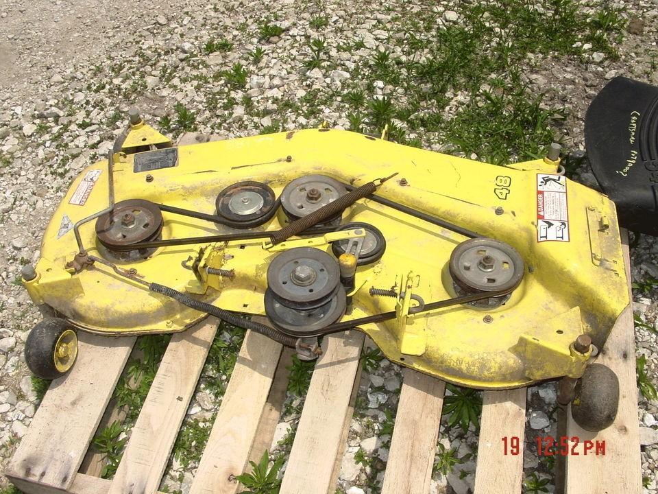 John Deere Lawn Mower Blade For Gt Mowers 48 Deck – John Deere 325 Wiring-diagram