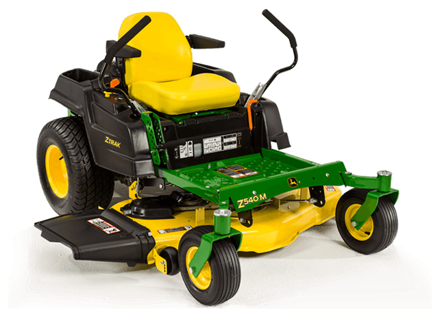 Residential Zero-Turn Mowers - Cope Farm Equipment