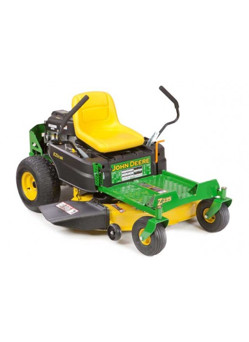 +Zero+Turn+Mowers John Deere Z235 EZtrak Residential Zero-Turn-Radius ...
