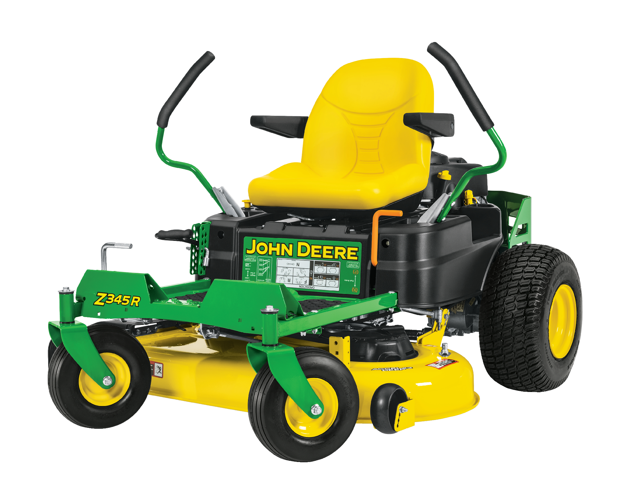 John Deere ZTrak Z3000 Models Improved | John Deere US