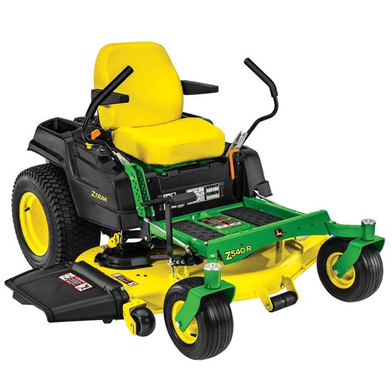 John Deere Ztrak Z540m Zero Turn Mower Home Lawn Mowers John Deere ...