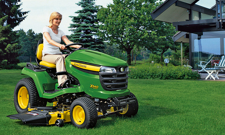 john deere x500 series lawn tractors