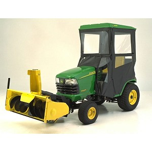 John Deere X400 X500HD X700 Series Hard top Cab Enclosure ...