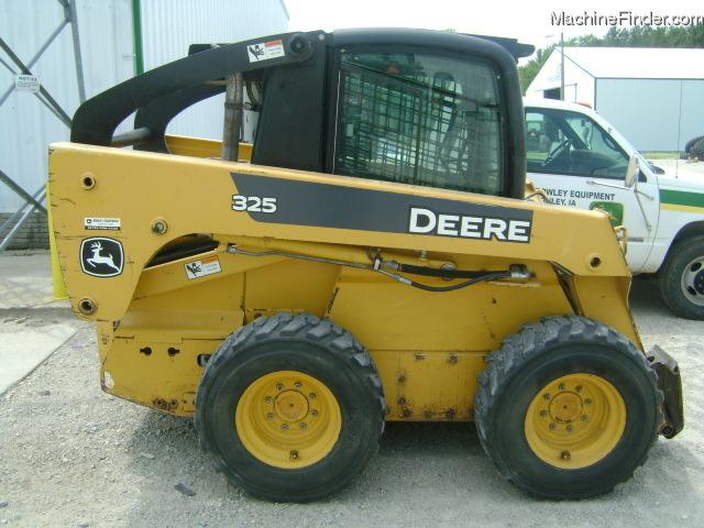 John Deere 324e Skid Steer | John Deere Skid Steers: John Deere Skid