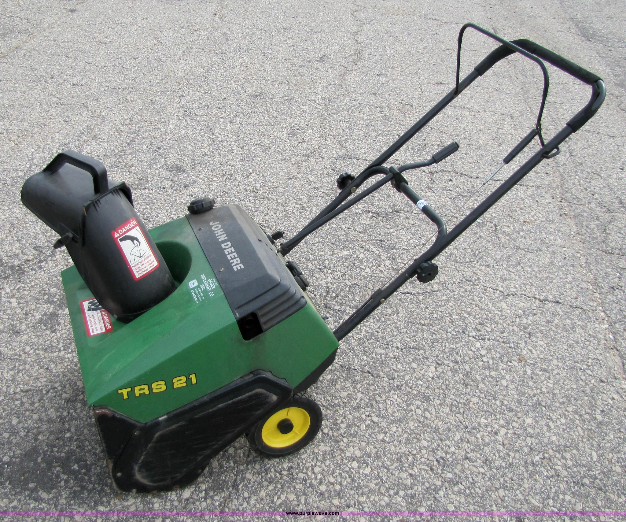 Grounds Maintenance® Equipment Blue Book® - Snow Throwers .