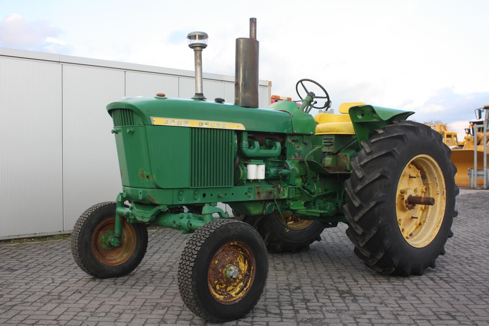JOHN DEERE 3020 1967 Vintage tractor | Van Dijk Heavy ...