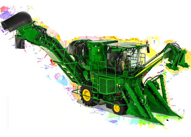 john deere ch570 wheel cane harvester