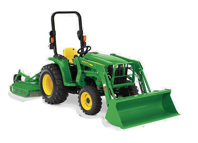 john deere compact utility tractors