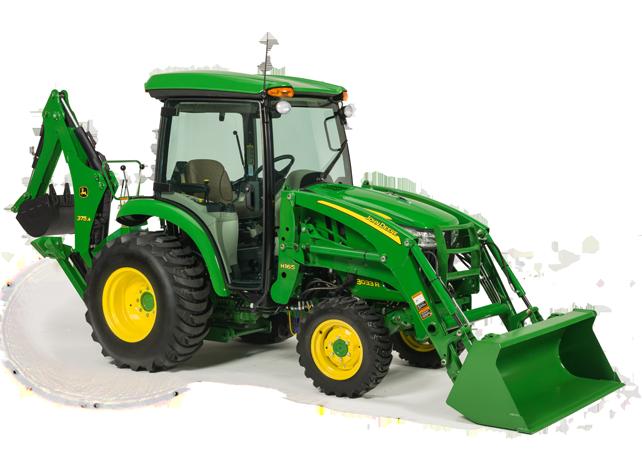 john deere 3e series tractors