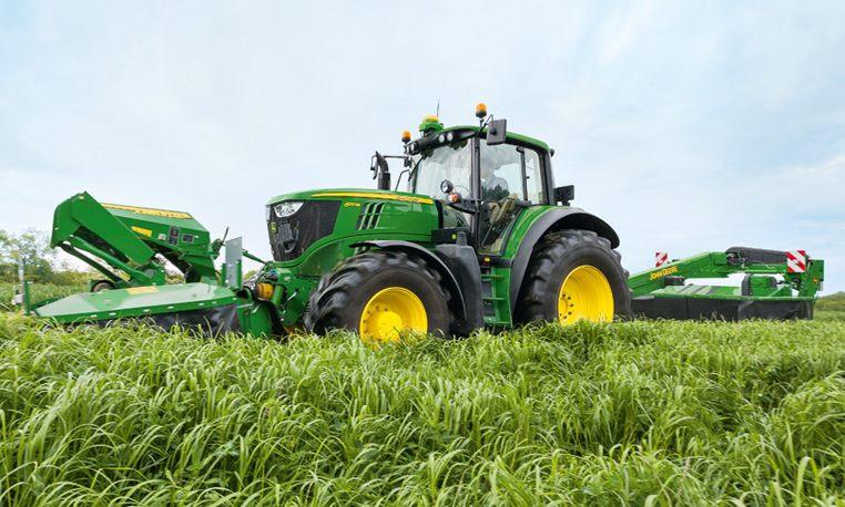 john deere 6m series tractors