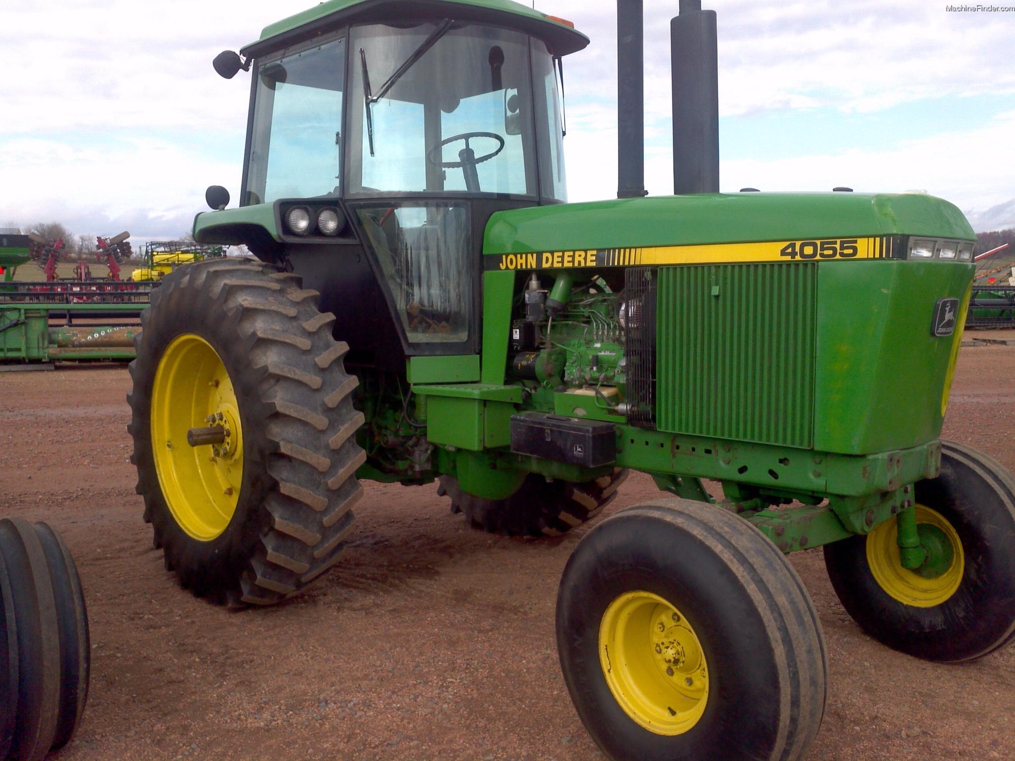 john deere 4055 series tractors