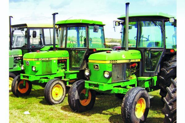 john deere 41 series tractors