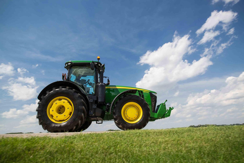 john deere 8r series tractors