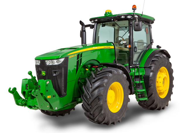 John Deere 8310R 8R Series Tractors