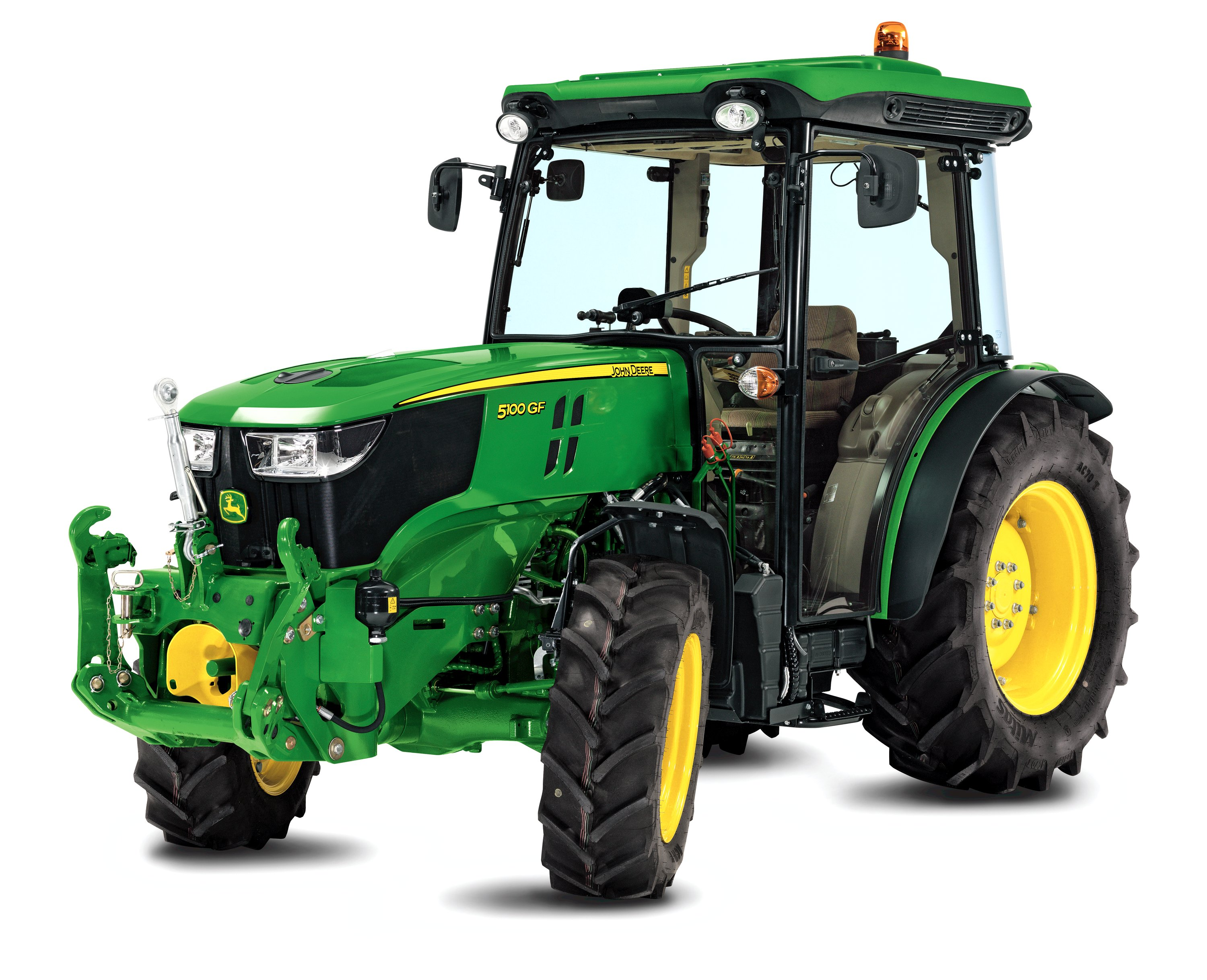 New John Deere 5G Series tractors for 2015 | Pitchcare
