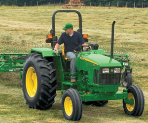 john deere 5003 series tractors