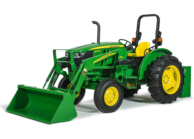 john deere 55 utility series tractors