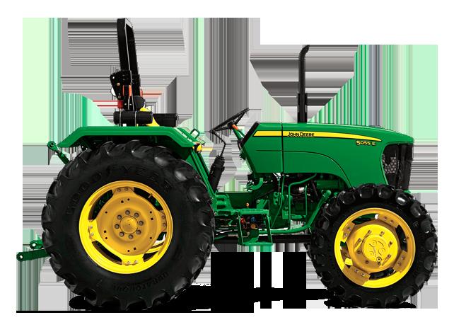 5E Series (45-75 hp) Utility Tractors | 5055E Utility ...