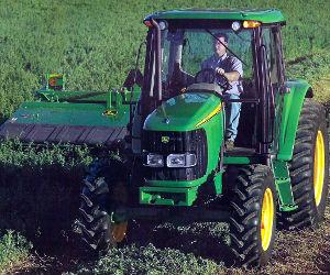 john deere 6015 series tractors