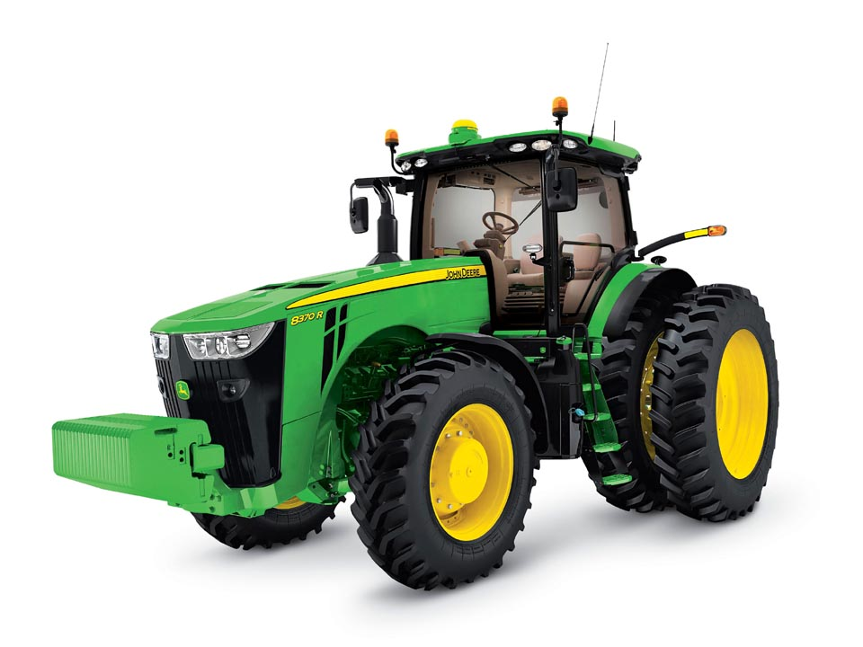 john deere 8050 series tractors