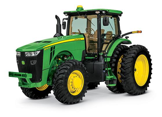 8000 Series John Deere Tractors | Hutson Inc.