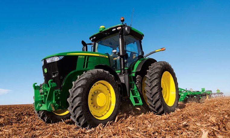 John Deere 7R Series Row Crop Tractors