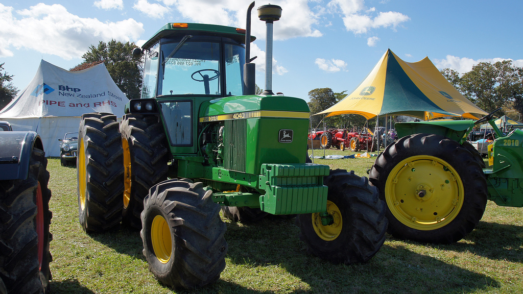 john deere iron horses series tractors