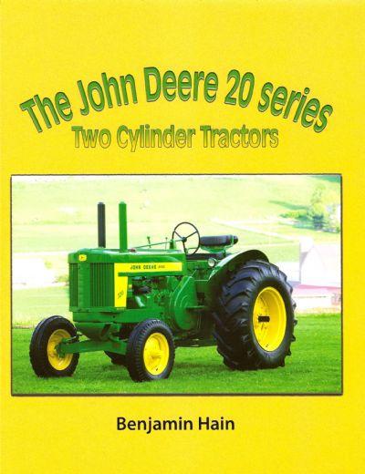 john deere two-cylinder 20 series tractors