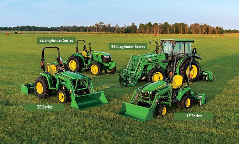 ... John Deere 5085M Tractor additionally 2016 New John Deere Tractors
