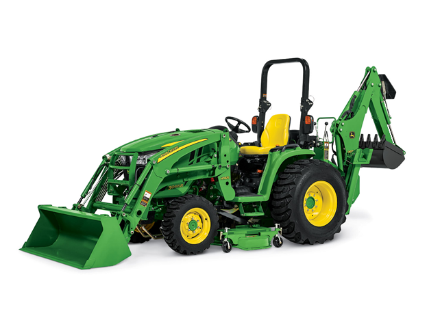john deere 3 family compact utility tractors