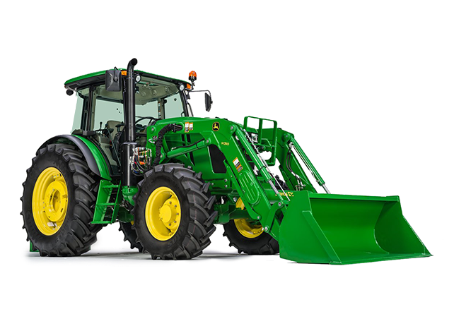 6E Series Utility Tractors | 6120E Utility Tractor | John Deere US