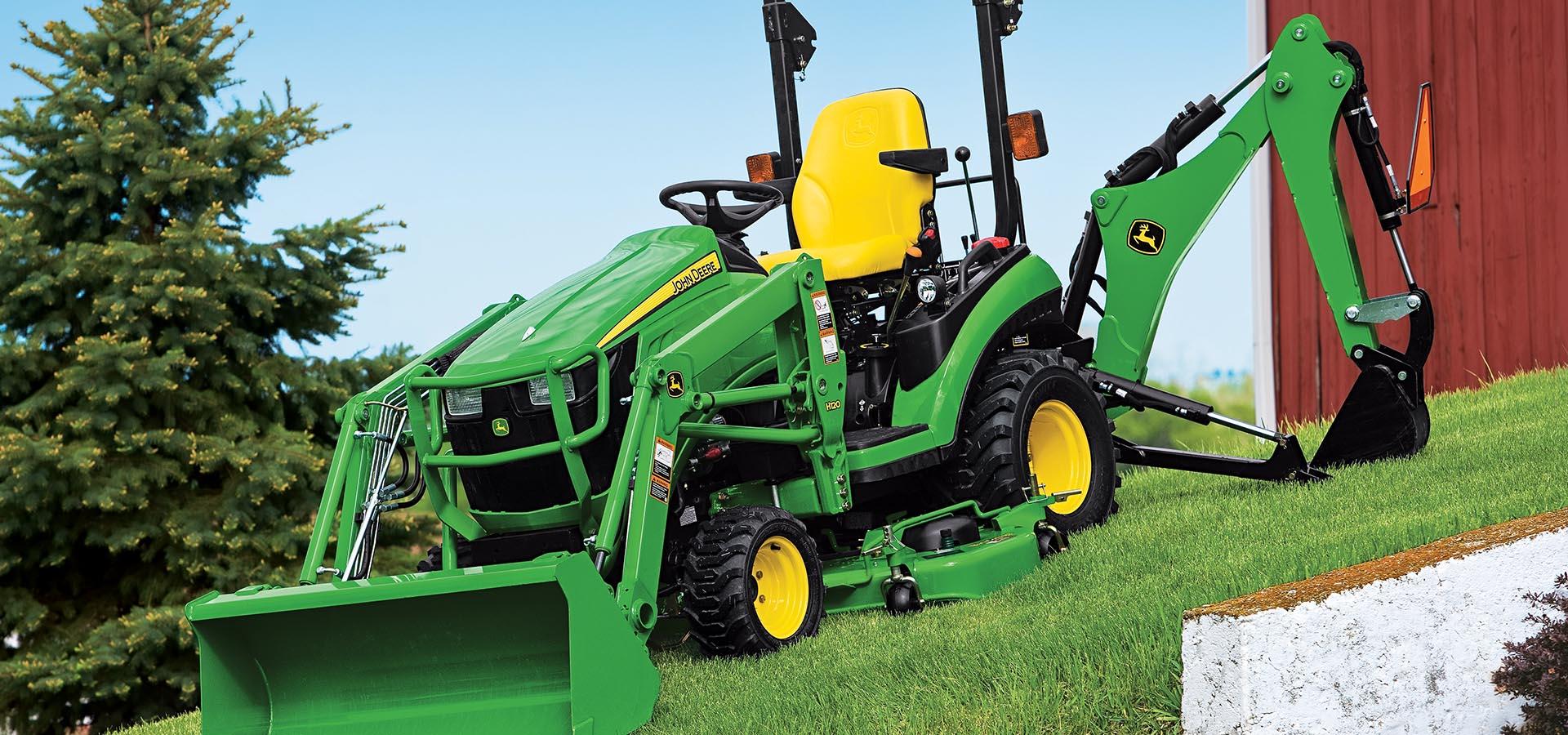 John Deere Tractors for Sale   Landscape Supply, Co.