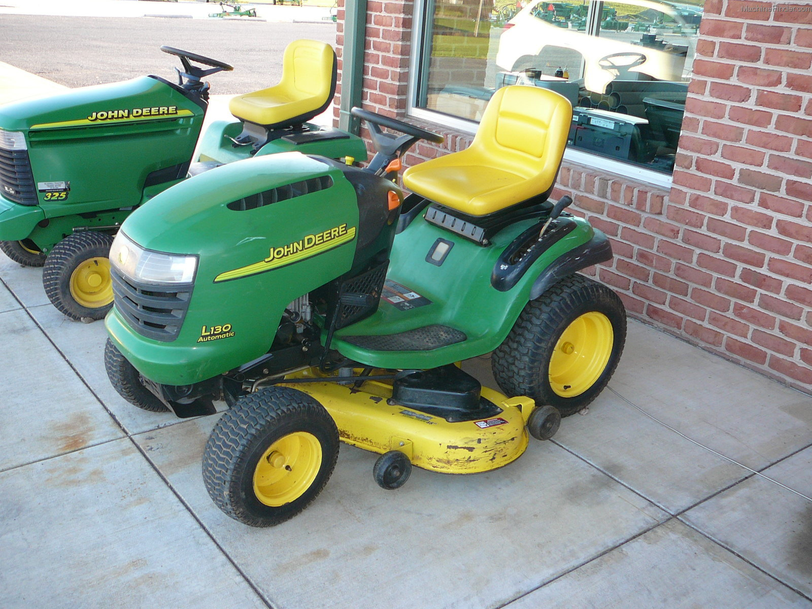 John Deere L130 Lawn Tractor 100 Series Tractors G110 Wiring Diagram Need Schematic For L120