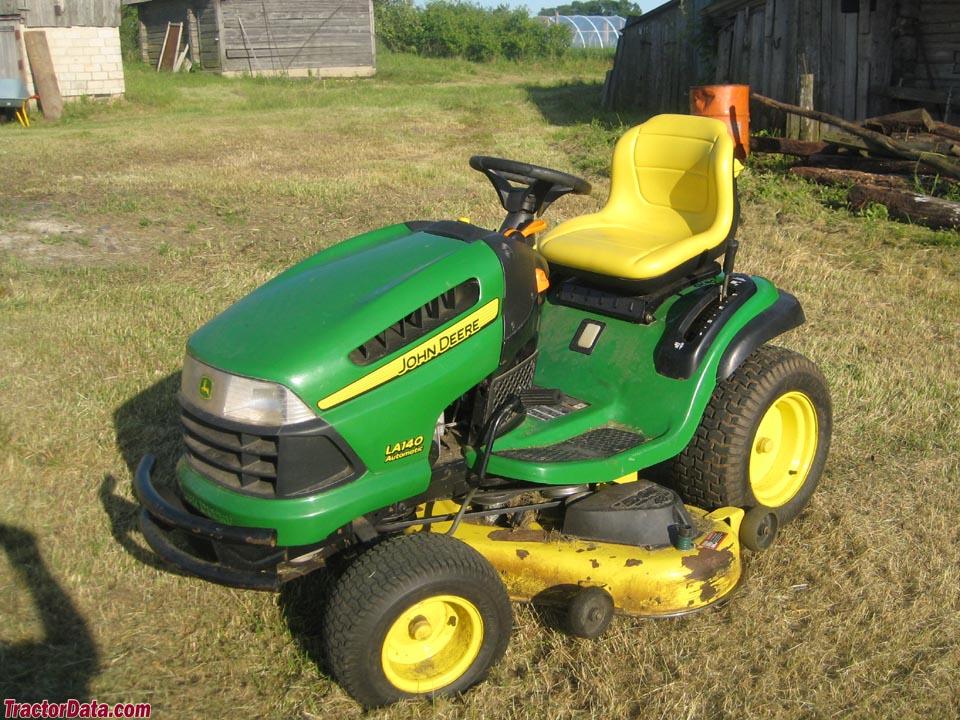 John Deere La150 Lawn Tractor – John Deere La140 Wiring Diagram
