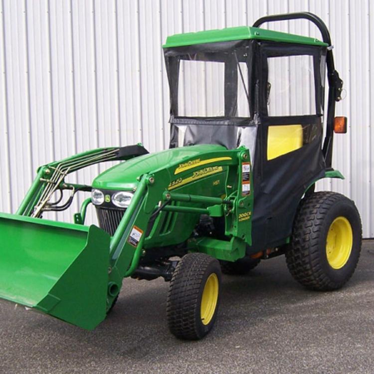 John Deere 2032r Cab Tractor | John Deere Cab Tractors: John