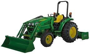 John Deere 4044m Cab Tractor | John Deere Cab Tractors: John