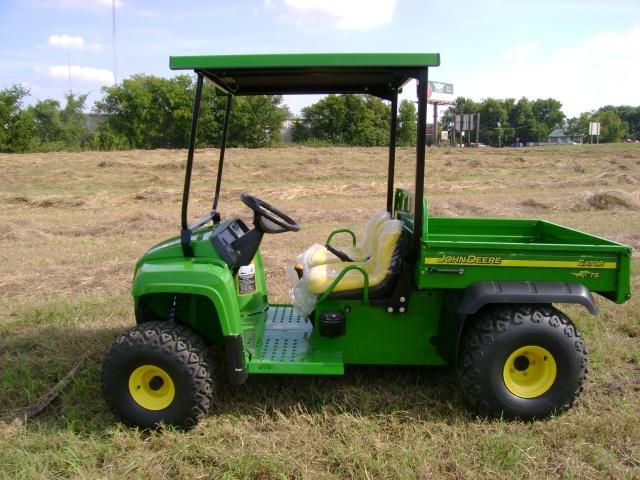 John Deere Gator Metal Top for TS-TX-TH  Fortress UTV-ATV ... & John Deere Gator Accessories | John Deere Accessories: John Deere ...