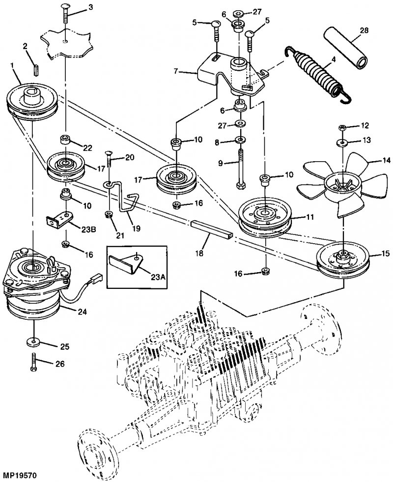 john deere 345 drive belt diagram john deere gator parts diagramjohn deere  345 wiring system wiring
