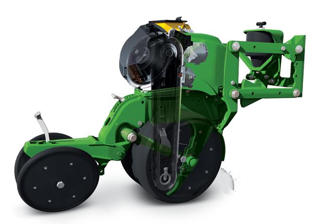 ExactEmerge™ Row Unit | Planters | Planting & Seeding ...